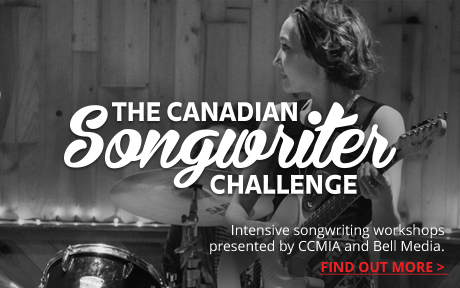 Songwriter Challenge Banner